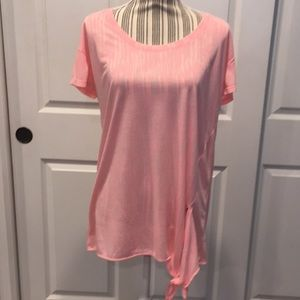 Xersion Pink Top Size Large